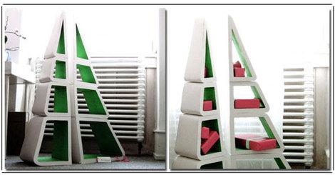 Christmastreebookshelf_4